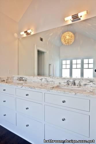 дизайн ванны 4 кв м - Фото ванных комнат