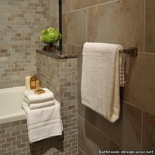 дизайн ванной комнаты небольшого