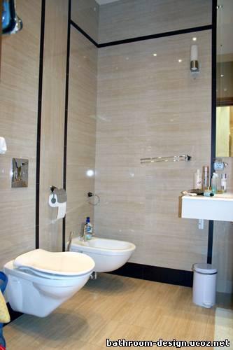 Дизайн ванной комнаты : интерьер фото